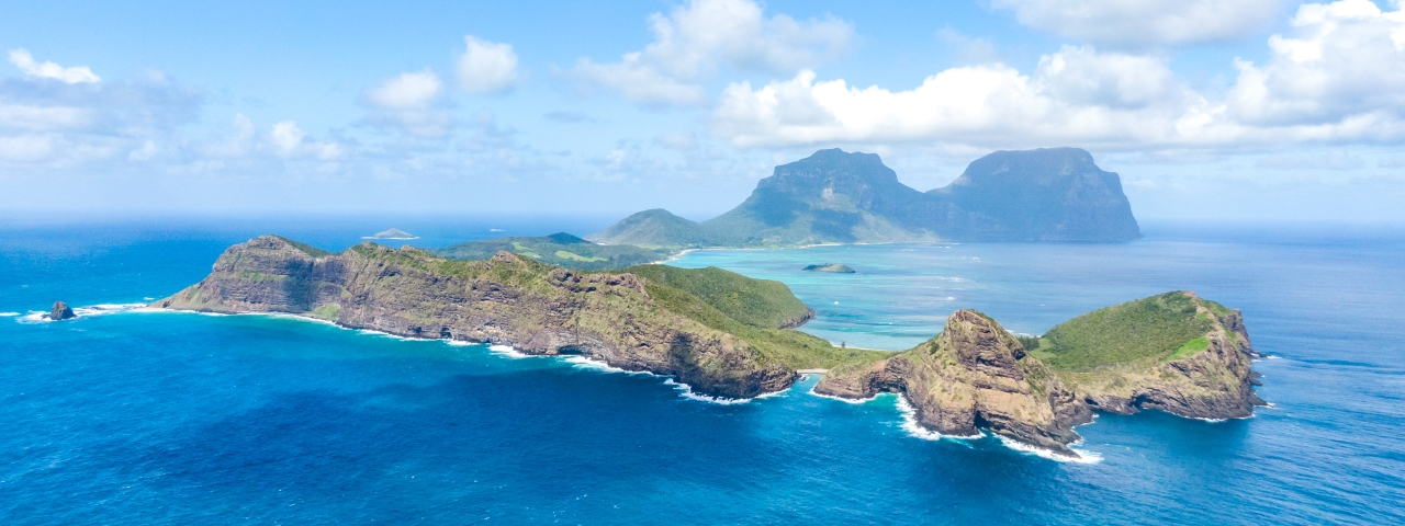 Private Jet Charter to Lord Howe Island